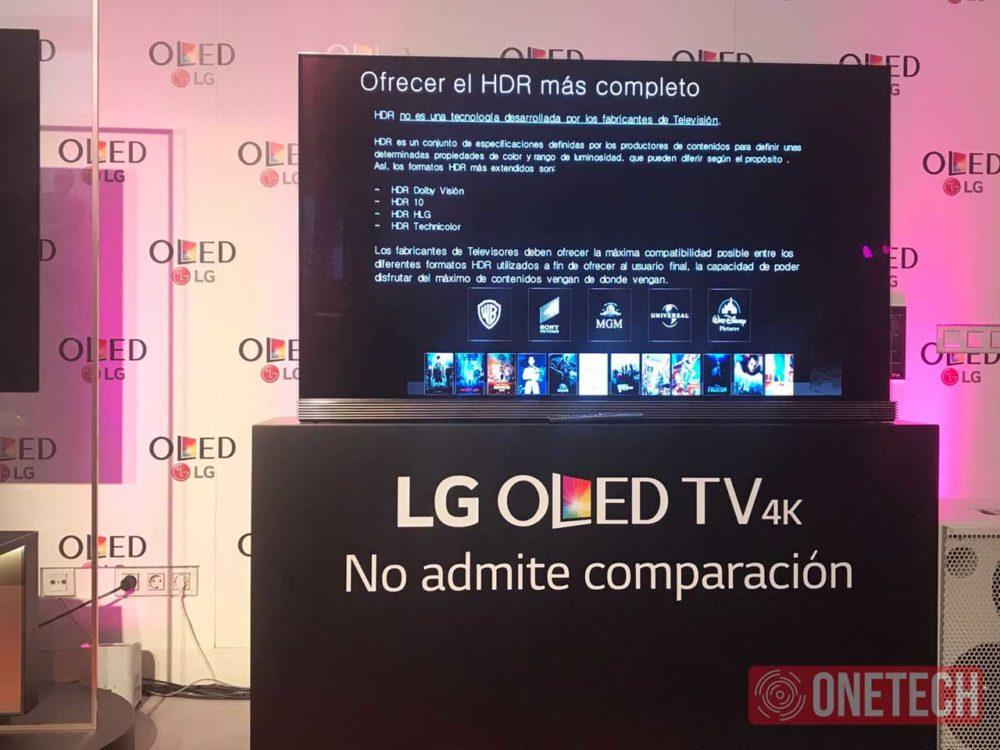 LG nos presenta junto a Netflix sus nuevos televisores OLED 2