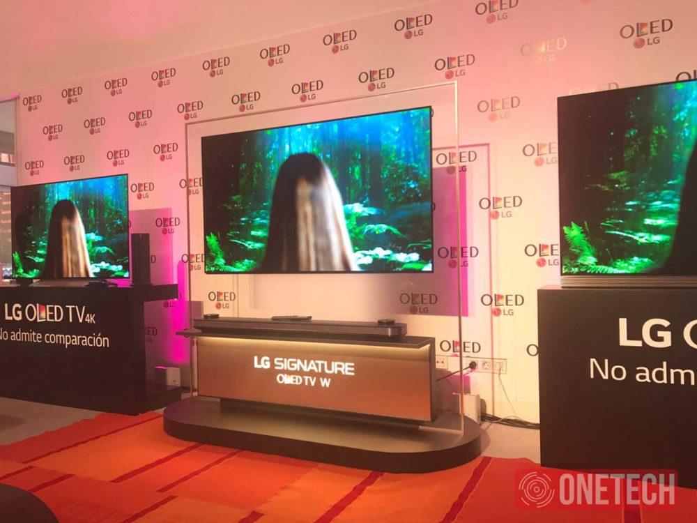 LG nos presenta junto a Netflix sus nuevos televisores OLED 1