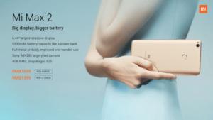 Xiaomi Mi Max 2, este es el nuevo gigante de la compañía 9