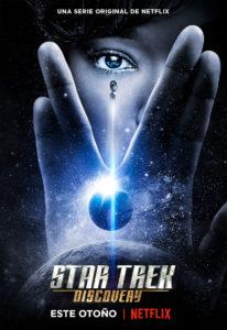 Star trek, la serie de Netflix