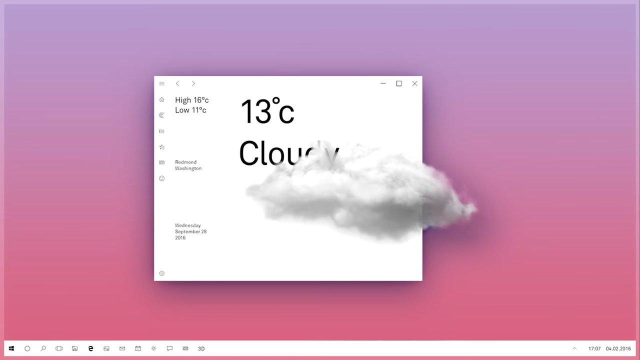 Fluent Design System es el nuevo y espectacular lenguaje de diseño de Windows 10 20