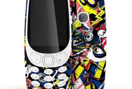 design nokia 3310