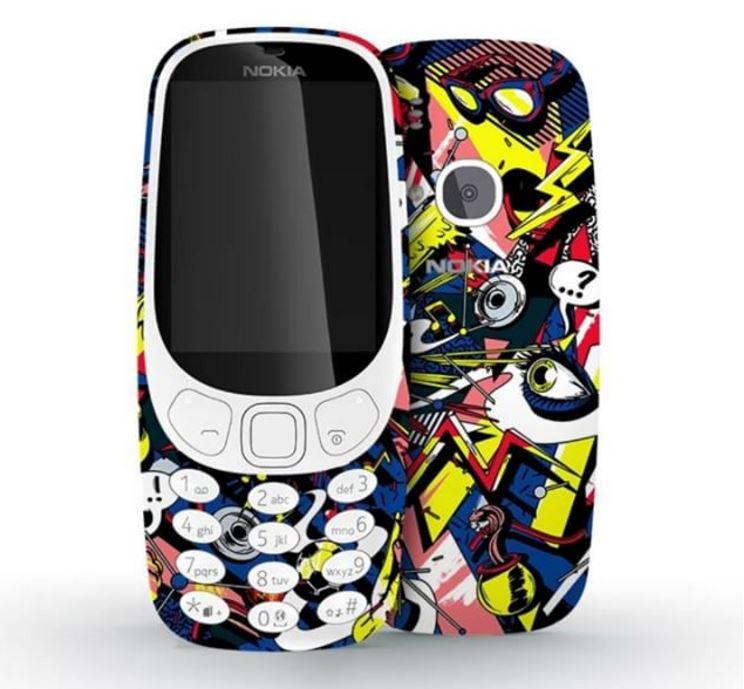 edición limitada del Nokia 3310