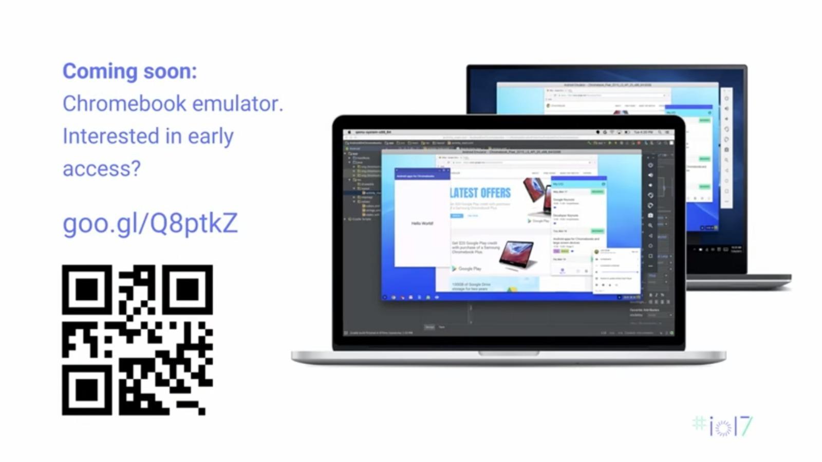 emulador para chromebook OS