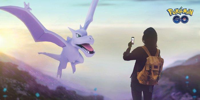 Pokémon Go presenta el evento de los aventureros desde el 18 al 25 de Mayo 1