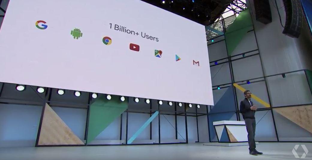 Dos mil millones de Android activos en el mundo, Google saca pecho con el SO