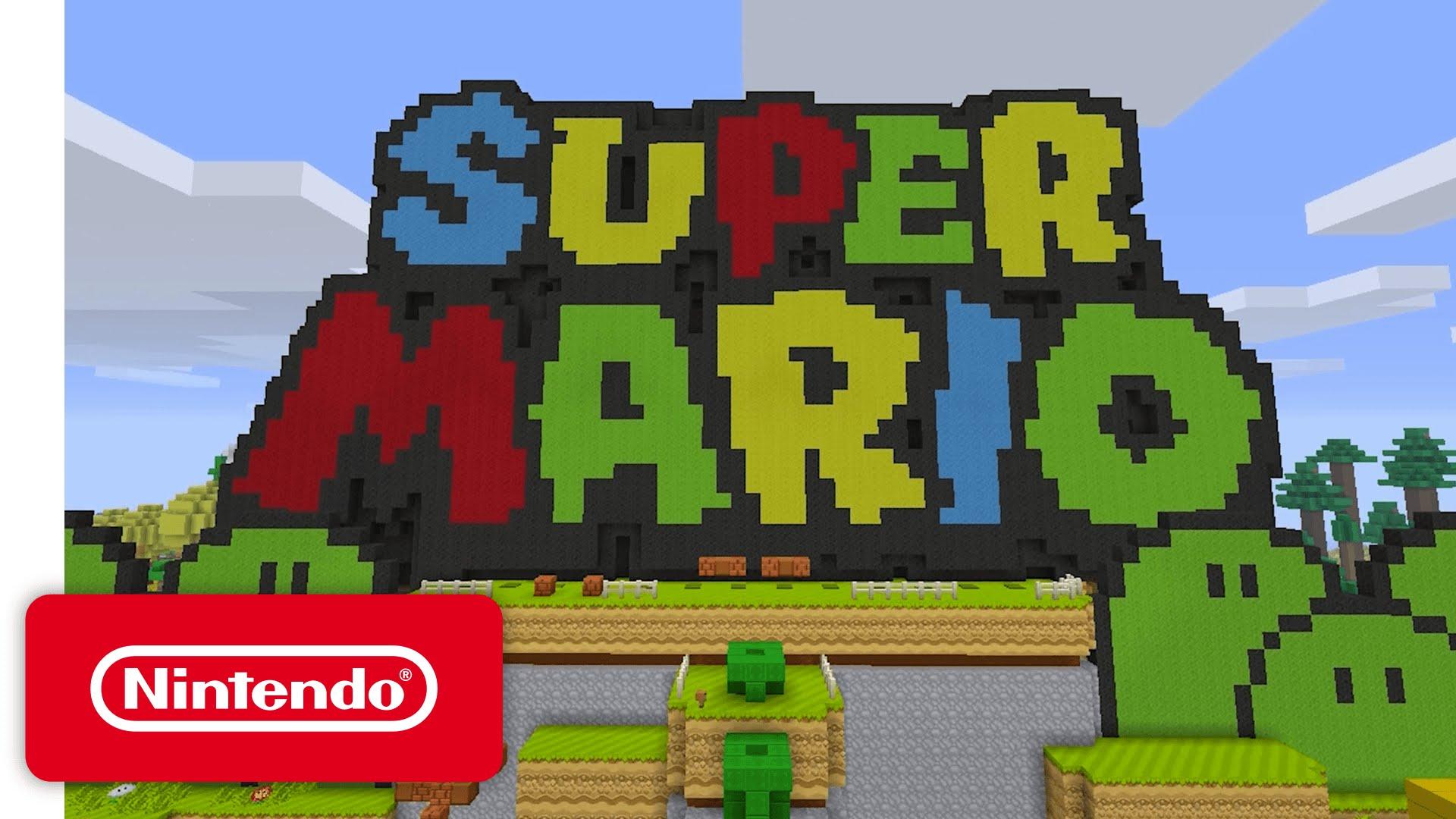 minecraft para Nintendo Swicht