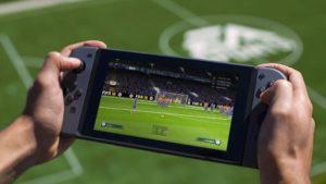 FIFA 18 presenta su versión para Nintendo Switch 4