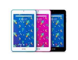 La compañía española SPC actualiza su tablet insignia y lanza otros tres nuevos modelos 10