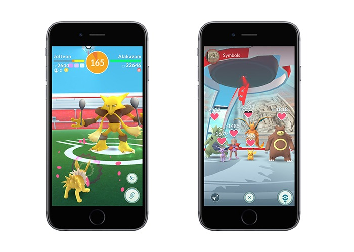 Pokémon Go prepara su gran actualización con las incursiones y los nuevos gimnasios 2