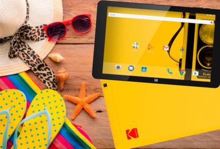 Kodak lanza sus nuevas tabletas a finales de junio en toda Europa 1