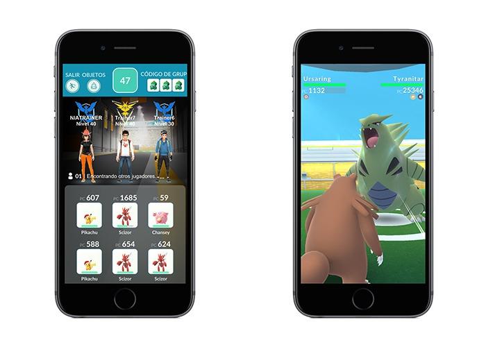 Pokémon Go prepara su gran actualización con las incursiones y los nuevos gimnasios 3