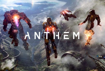 Anthem es el nuevo videojuego que prepara BioWare 2