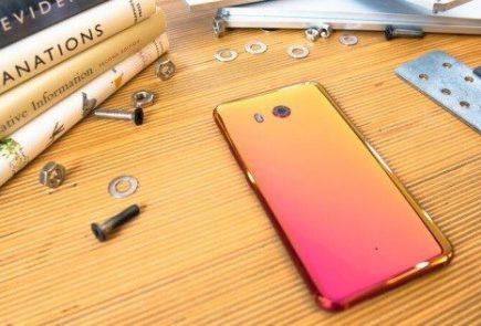 HTC U11 Solar Red