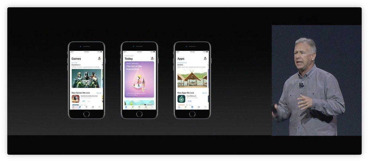 iOS 11, así es la nueva versión del sistema operativo de Apple 10