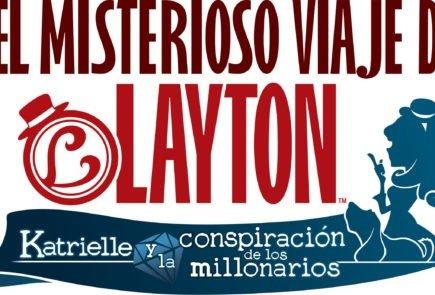 EL MISTERIOSO VIAJE DE LAYTON™: Katrielle y la conspiración de los millonarios ya disponible para móviles en todo el mundo