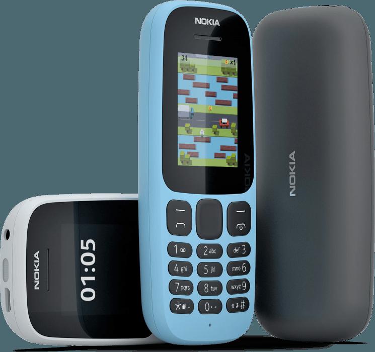 Nokia 105, el nuevo dispositivo de los finlandeses ya ha sido presentado 1