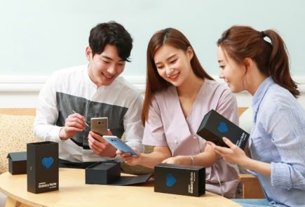 Samsung Galaxy Note 7 Fan Edition