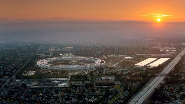 ¿Sabías qué Apple conservará la granja histórica que había dentro del nuevo Apple Park? 1