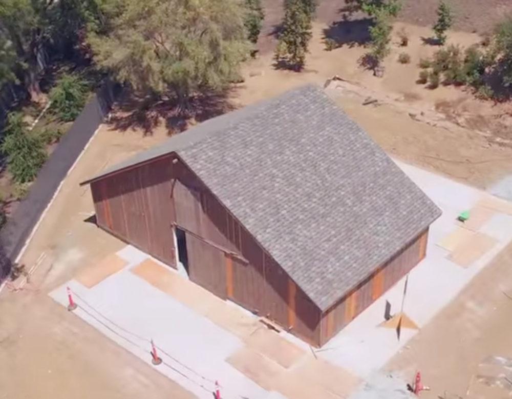 ¿Sabías qué Apple conservará la granja histórica que había dentro del nuevo Apple Park? 4