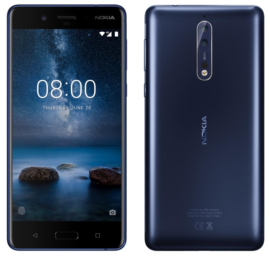 El Nokia 8 podría tener un competitivo precio de 520€