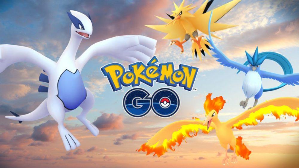Los legendarios en Pokémon GO comienzan a aparecer, el primero Lugia 1