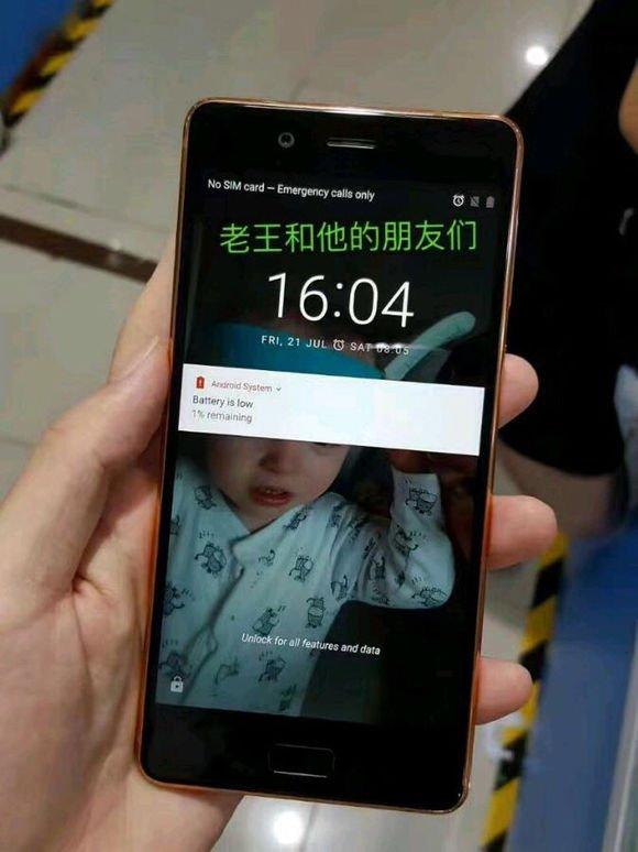 Nokia 8, filtradas nuevas fotografías de un prototipo del terminal 3