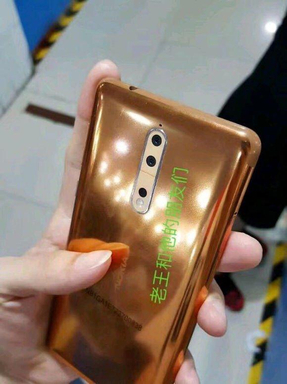Nokia 8, filtradas nuevas fotografías de un prototipo del terminal 4