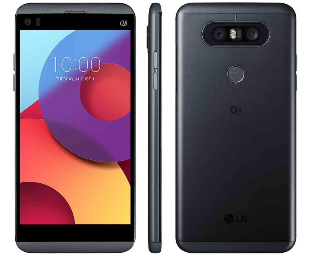 LG presenta el nuevo Q8, un V20 pero en pequeño 1