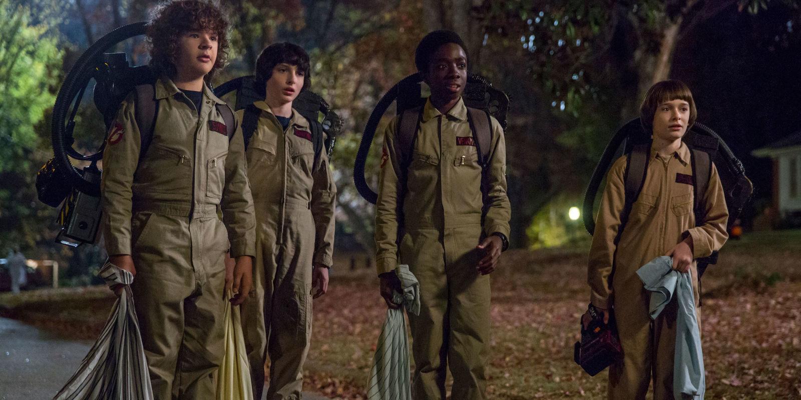 Stranger Things nos pone los dientes largos con el genial tráiler de su segunda temporada 1
