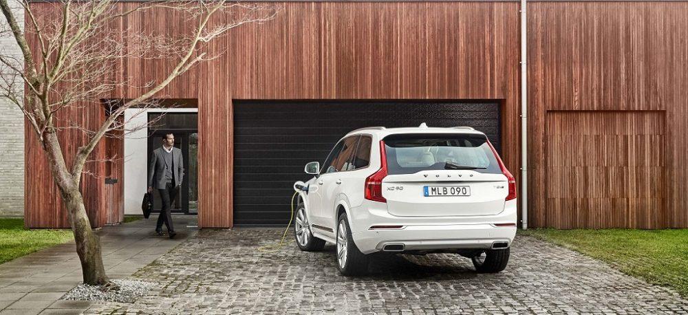 Volvo coches hibridos