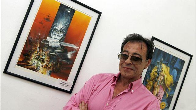 Fallece a los 70 años de edad Alfonso Azpiri, el famoso ilustrador de los años 80 1
