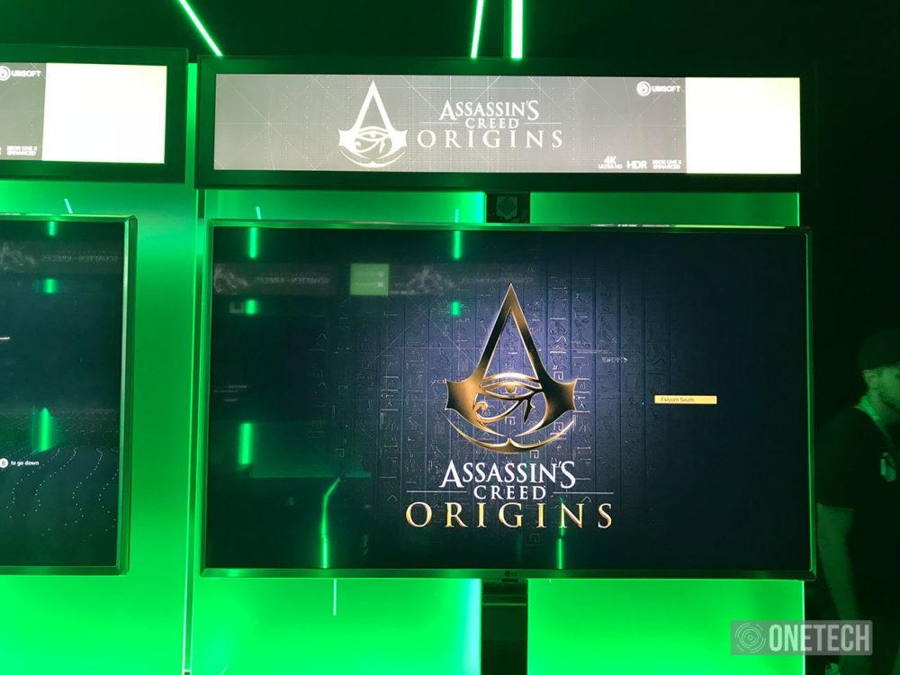 [Gamescom 2017] Assassin's Creed: Origins presenta nuevo tráiler 1