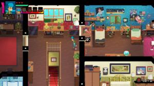 [Gamescom 2017] Crossing Souls, El pixelado arte sevillano llegará a PC, PS4 y PS Vita 2