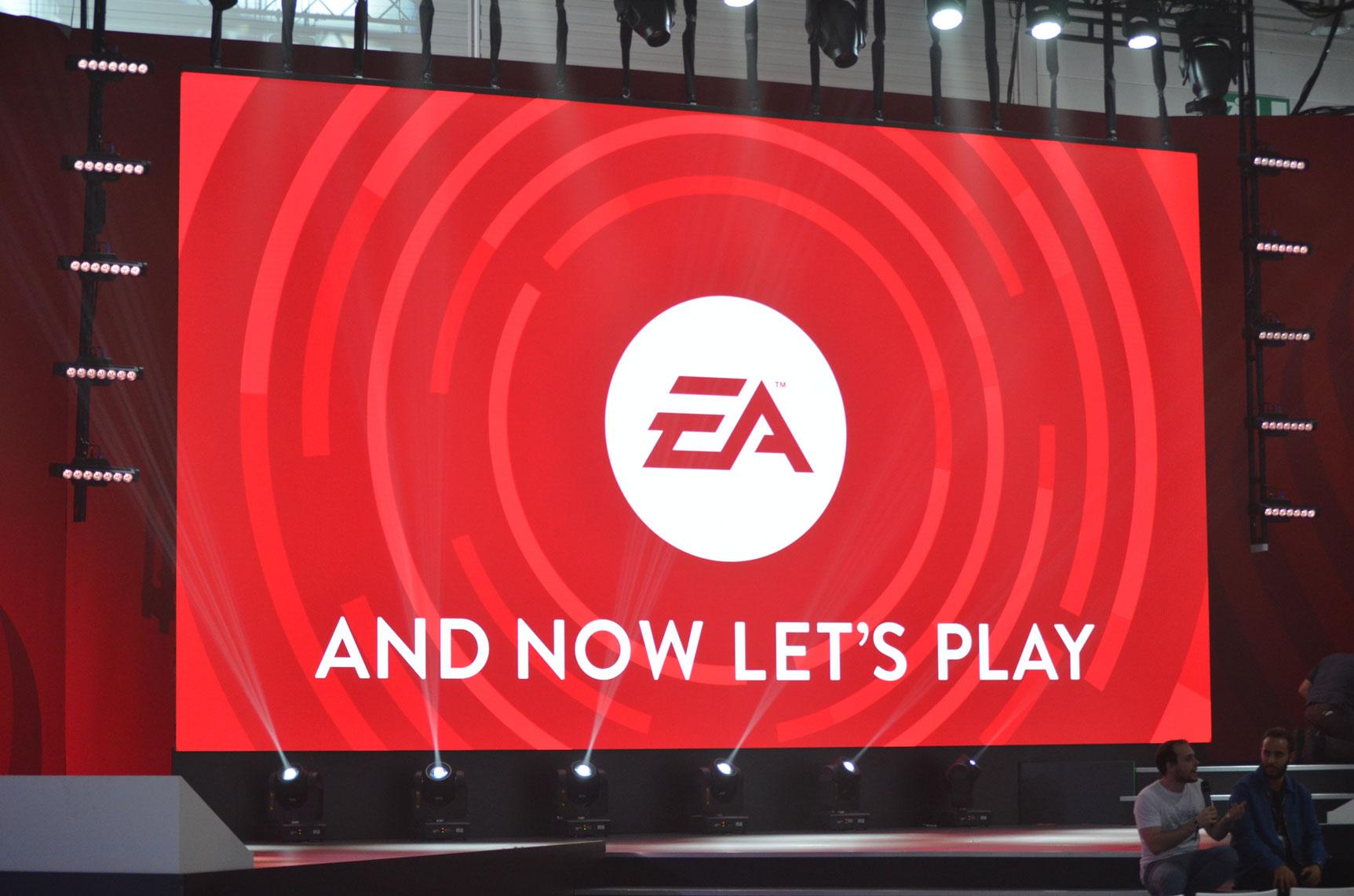 EA-Gamescom