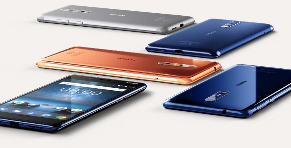 Nokia 8 es oficial, estas son sus especificaciones e imágenes 1