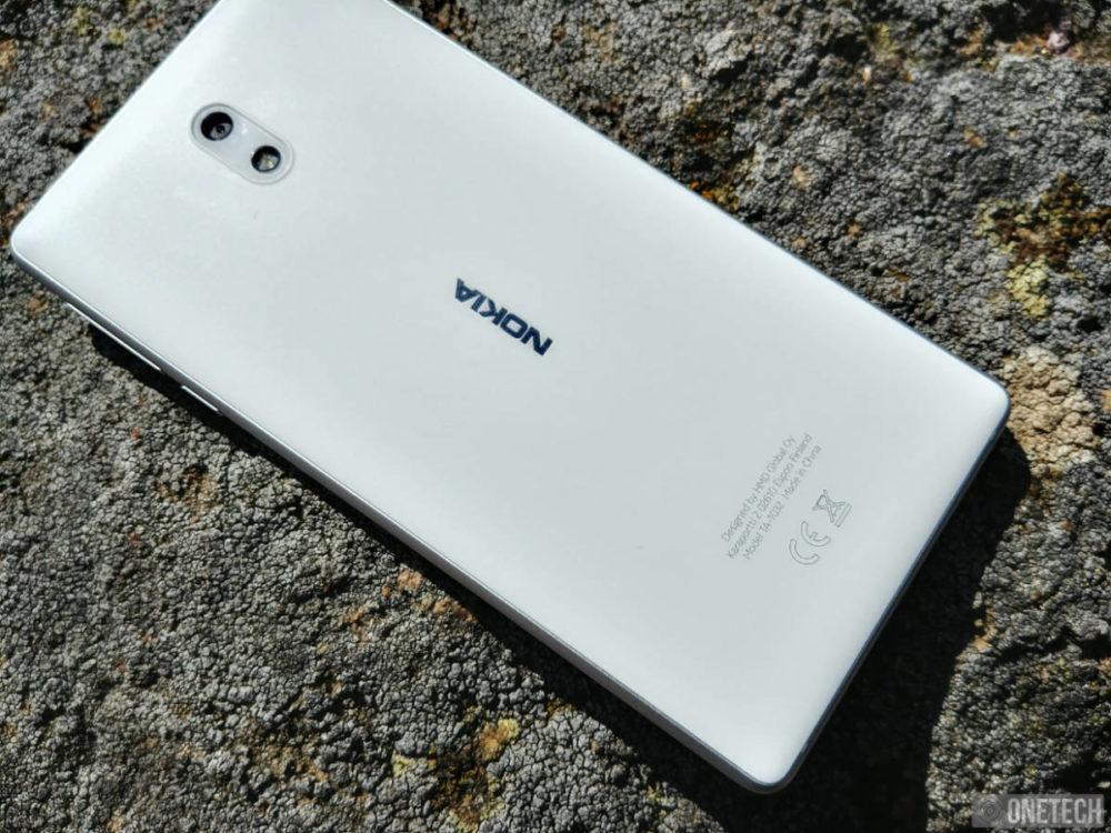 Nokia 3, analizamos la gama de entrada de la nueva Nokia 3