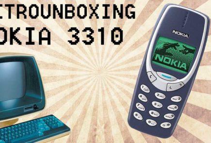 RetroTech: Retrounboxing del Nokia 3310, un clásico muy de moda. 2
