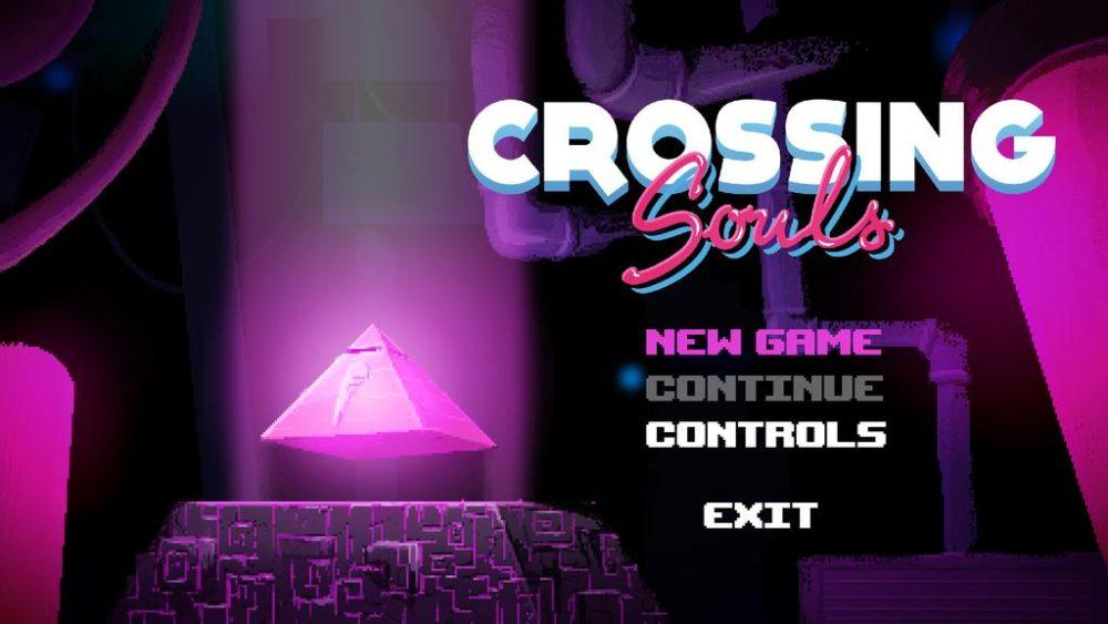 [Gamescom 2017] Crossing Souls, El pixelado arte sevillano llegará a PC, PS4 y PS Vita 1