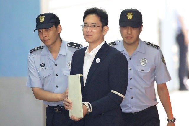 Lee Jae-yong condenado