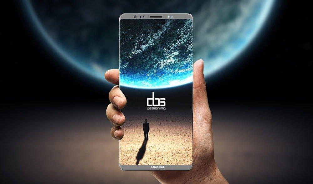 Samsung presenta el Phablet mas potente, llega el Samsung Galaxy Note 8 1