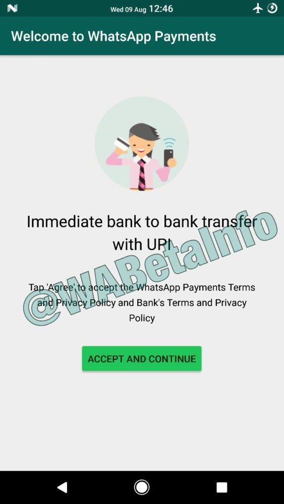 El sistema de pagos de WhatsApp ya se está preparando