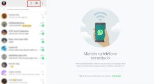 Los estados de WhatsApp llegan a la versión web 3