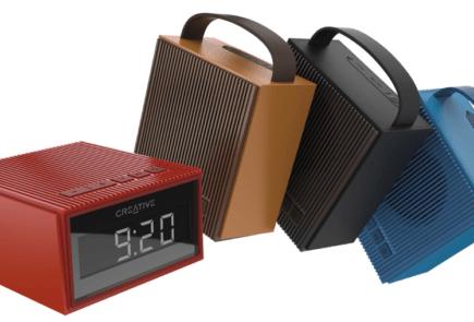 Creative Chrono: el nuevo altavoz Bluetooth de Creative Technology 1