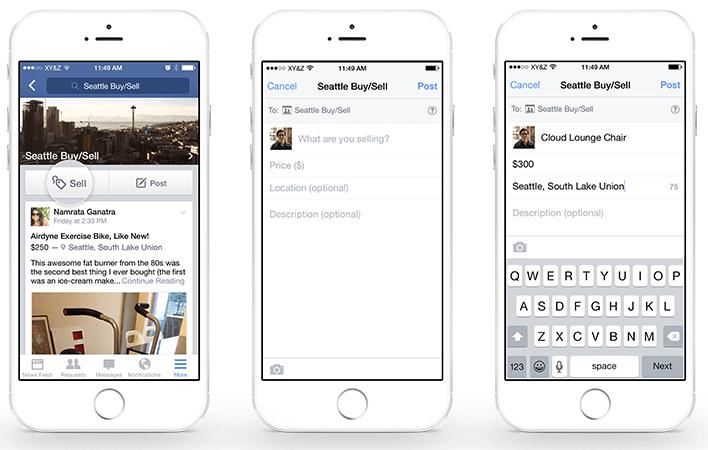 Marketplace: compra y vende de forma sencilla desde Facebook 1