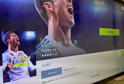 Fifa 18 Demo Xbox