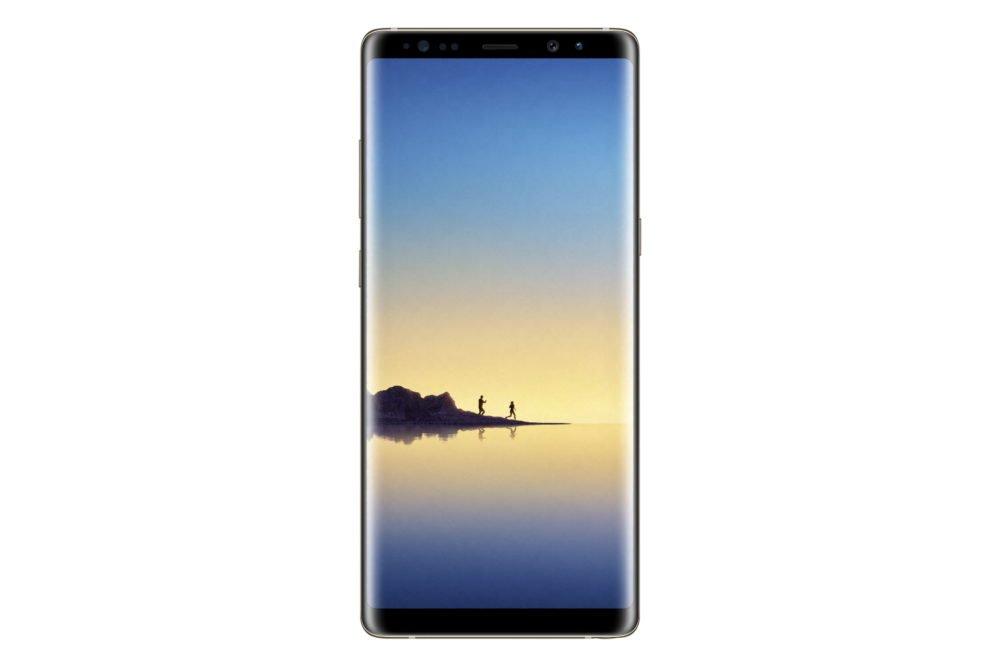 El Samsung Galaxy Note 8 sale hoy a la venta en España 1