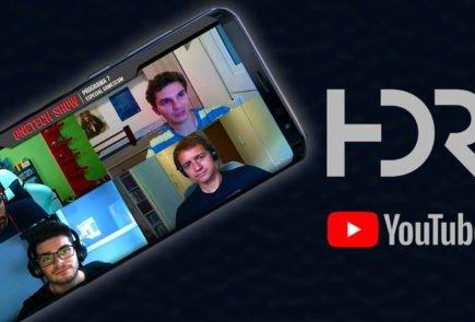 YouTube HDR ya disponible en móviles y Televisores compatibles 1