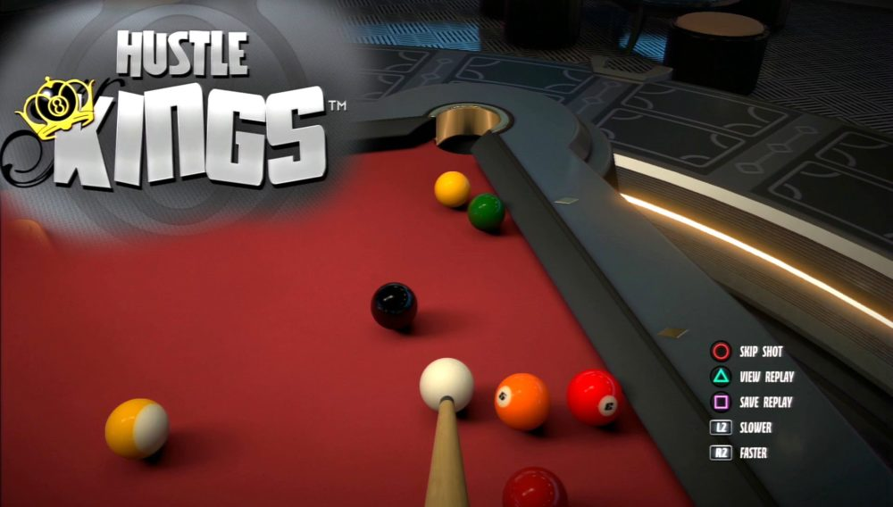 Hustle Kings PlayStation Plus