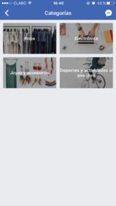 Marketplace: compra y vende de forma sencilla desde Facebook 3